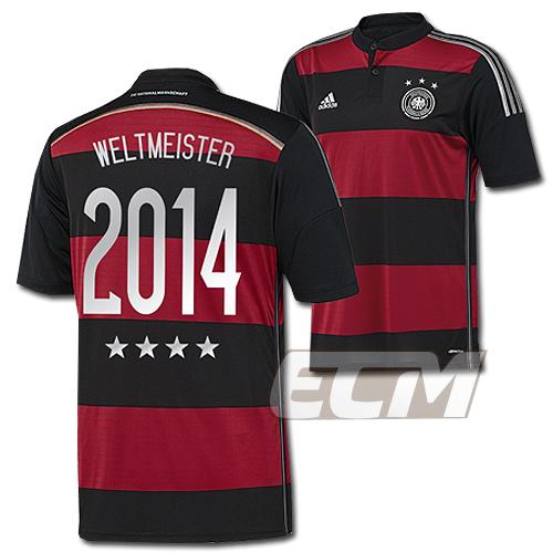 ドイツ代表 アウェイ ワールドカップ優勝記念ユニフォーム