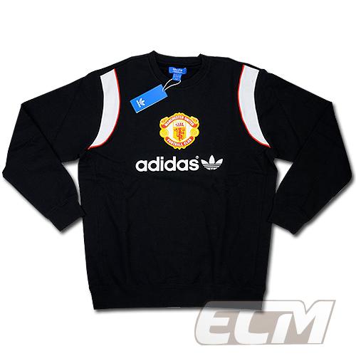 【予約MAD03】マンチェスターユナイテッド レトロスウェットトップ【15-16/Manchester United/サッカー/ユニフォーム】ECM32
