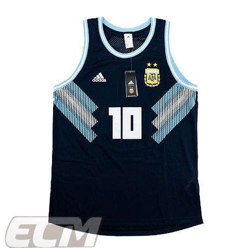 【予約ECM32】【国内未発売】アルゼンチン代表 シーズナブルスペシャルタンクトップ(ベスト)【サッカー/アルゼンチン代表/17-18/メッシ】