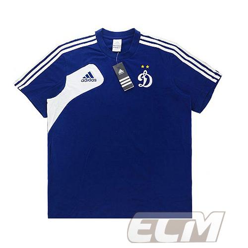 予約ECM32 国内未発売 新登場 ディナモ モスクワ 予約販売品 トレーニングTシャツ ネイビー 825 ユニフォーム サッカー 12-13 ロシアリーグ