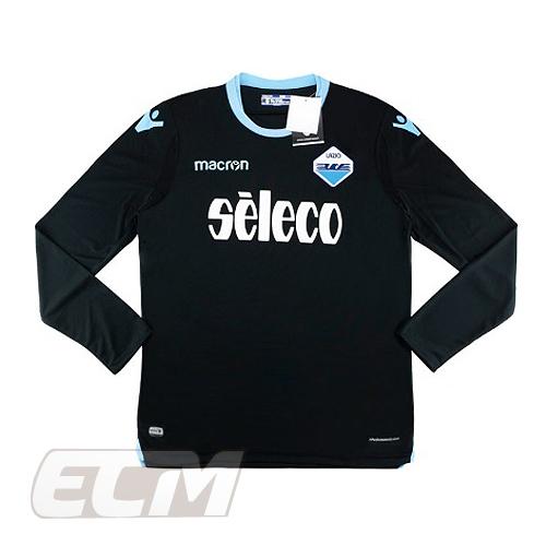 【予約ECM32】【SALE】【国内未発売】ラツィオ GK 長袖 スポンサー付【サッカー/Macron/17-18/セリエA/Lazio】