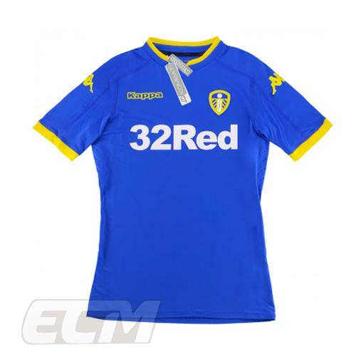 【予約ECM32】【国内未発売】【SALE】リーズ・ユナイテッド アウェイ 半袖【サッカー/Leeds United/プレミアリーグ/16-17/ユニフォーム】825