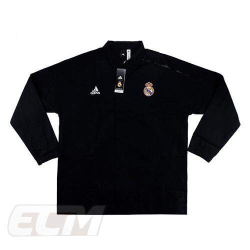 【予約ECM32】【国内未発売】【SALE】 レアルマドリード ZNE ウーブンジャケット【サッカー/17-18/スペインリーグ/Real Madrid】