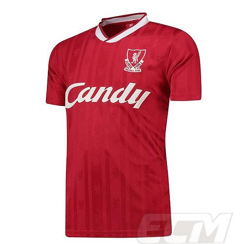 【予約SCD01】【国内未発売】ScoreDraw リバプール 1988-89 モデル【Liverpool/サッカー/プレミアリーグ/ユニフォーム】ScoreDraw