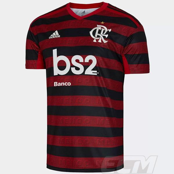【国内未発売】BRA21フラメンゴ ホーム 半袖【サッカー/ユニフォーム/Flamengo/ブラジルリーグ】