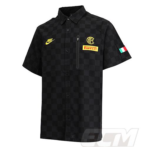 【オススメ】インテル PIRELLI チームクルー シャツ【Inter Milan/インターミラノ/サッカー/セリエA/ピレリ】