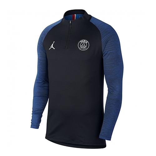 【予約JOR20】【海外買付】ドリルParis Saint-Germain x JORDAN ドライフィット ドリルトップ【サッカー/PSG/パリサンジェルマン/ジョーダン/トレーニング】