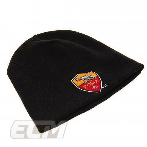 国内未発売 UCL11ASローマ チャンピオンズリーグ公式 オリジナル ニットキャップ 当店限定販売 帽子 セリエA ネコポス対応可能 サッカー ROMA AS