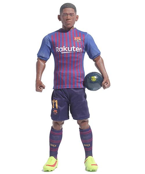 【予約SOK01】【国内未発売】SOCKERS ウスマン・デンベレ FCバルセロナオフィシャル 18-19 フィギュア【サッカー/フィギュア/Barcelona/フランス代表/Dembele】