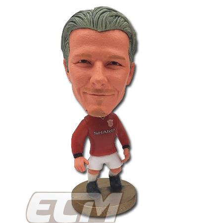ベッカム SCWフィギュア5体より送料無料 デイビッド 低価格 未使用 マンチェスターUTD 1999 CLモデル フィギュア イングランド代表 Beckham KDT Manchester united サッカー