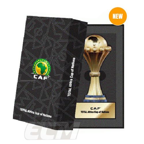 【予約CAF01】【国内未発売】アフリカ ネーションズカップ 2019 エジプト大会 トロフィー 15cm【Egypt/サッカー/African Nations Cup/記念グッズ】