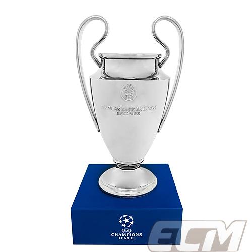 【国内未発売】チャンピオンズリーグ レプリカトロフィー台座付 150mm【UEFA公式ライセンス/サッカー/Champions League/ビッグイヤー】UCL01