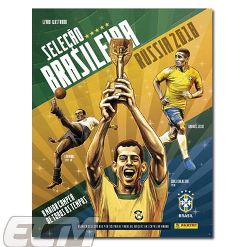 【予約ECM41】【国内未発売】PANINI ブラジル代表
