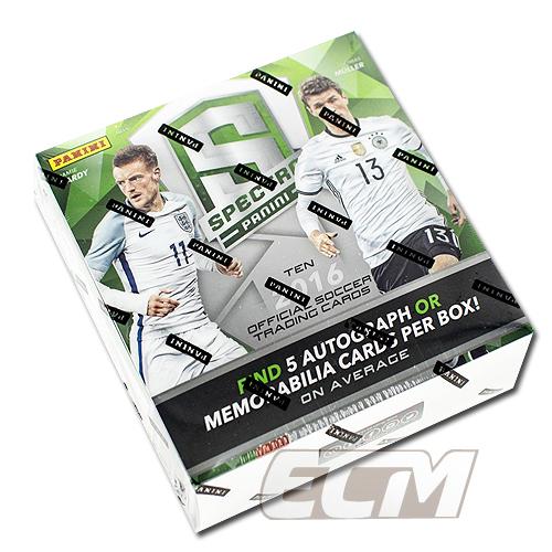 【予約WUS01】2016 PANINI SPECTRA スペクトラサッカーカード【サッカー/トレカ/高級メモラビリアカード】