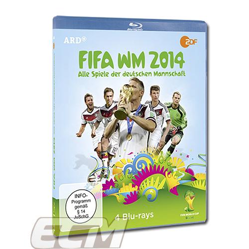 【国内未発売】FIFA ワールドカップ2014ブラジル大会 ドイツ代表全試合ノーカット版 ブルーレイ【Blu-ray/サッカー/Worldcup/ドイツ代表/ラーム/ノイアー】DFB16