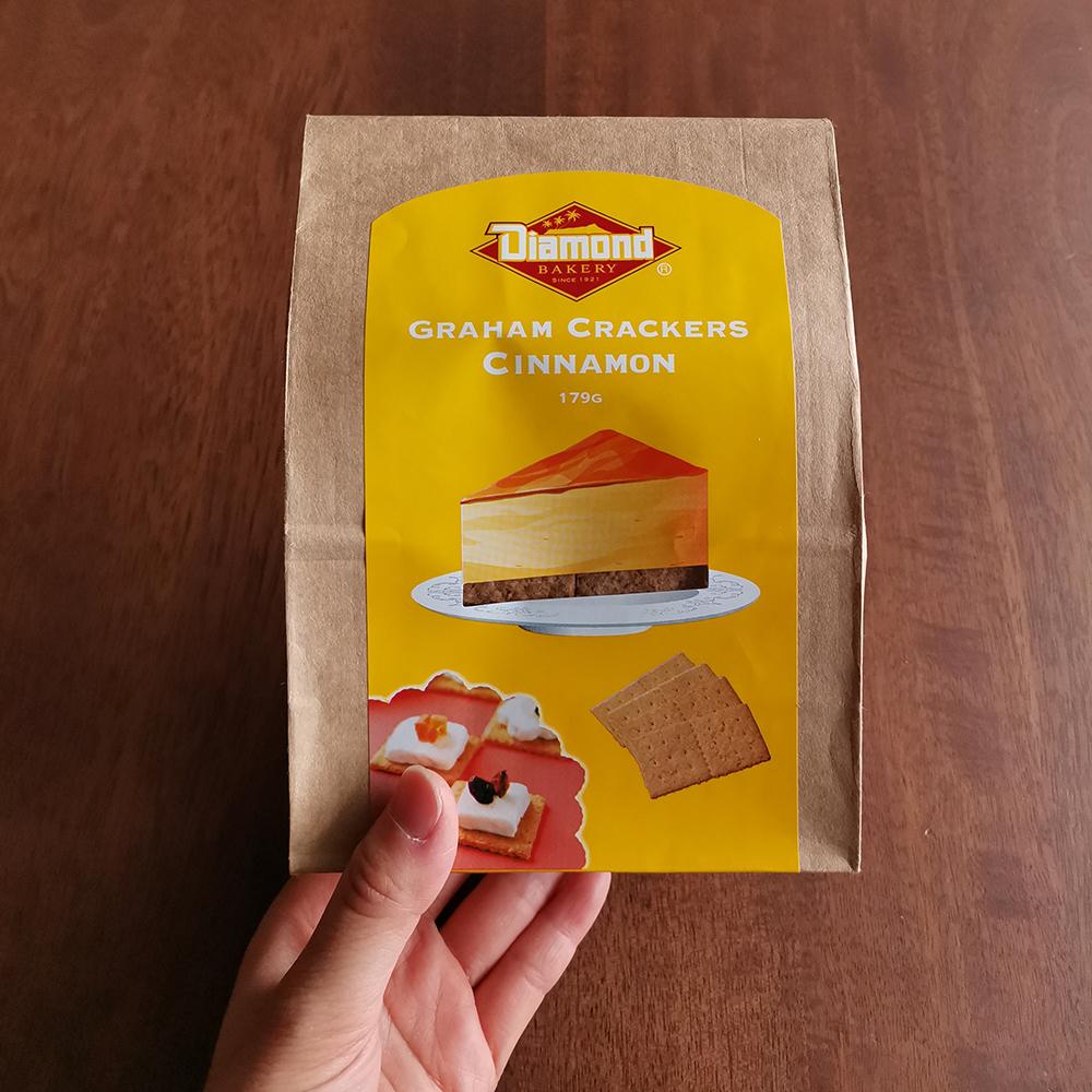 シナモンの香りがおいしさをアップさせます ダイアモンドベーカリー グラハムクラッカー シナモン 人気海外一番 AL完売しました 179g Diamond BAKERY Graham 輸入 お土産 正規輸入品 お菓子 Crackers CINNAMON 海外 ハワイ