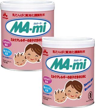 送料無料 沖縄地区は除く 0ヶ月から アレルゲン性を低減しながら 栄養バランス 風味 ランキングTOP10 溶け を改善したミルクアレルギー用のミルク 医師の指示によりお使いください 森永乳業 MA-mi 800g×2缶 ベビー ついに入荷 特殊ミルク カゼイン消化物 アレルギー smtb-TD 乳清たんぱく質消化物 乳たんぱく質消化物 病院用食品 乳たんぱく質消化調製粉末 はぐくみ エムエーミー 粉ミルク