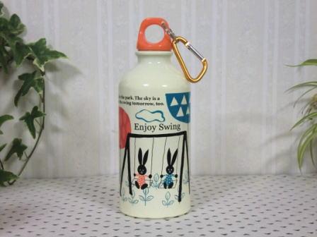 人気のShinzi Katoh デザインのアルミニウムボトル カラビナフック付きがバッグの手に掛けられたりと便利です かわいいアルミニウムボトル ブランコ 0.5L 水筒 お弁当グッズ Shinzi 新作からSALEアイテム等お得な商品 満載 レッド ナスカン付 冷水筒 返品不可 Design
