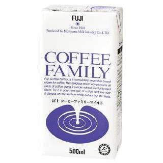 業務用 コーヒーフレッシュ コーヒー ミルク 海外 冨士 コーヒーミルク 500ml 毎日がバーゲンセール フレッシュ コーヒーファミリーマイルド