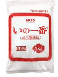 【送料無料】MCFS いの一番 1kg×10袋入り(1ケース) 業務用 うま味 調味料