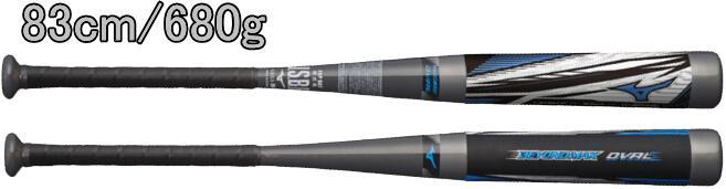 【送料無料】MIZUNO ミズノ 軟式 野球 一般軟式用バット M号 FRP製 ビヨンドマックス オーバル BEYONDMAX OVAL 1CJBR14583 05 83cm/680g