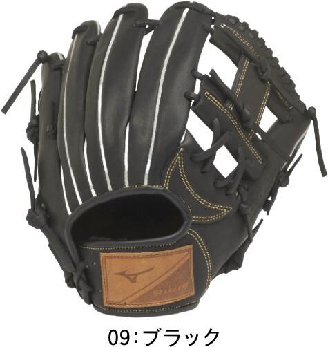 【送料無料】MIZUNO ミズノ 野球 少年軟式 グラブ セレクトナイン オールラウンド用:サイズSS 1AJGY22800 09 展示会限定品