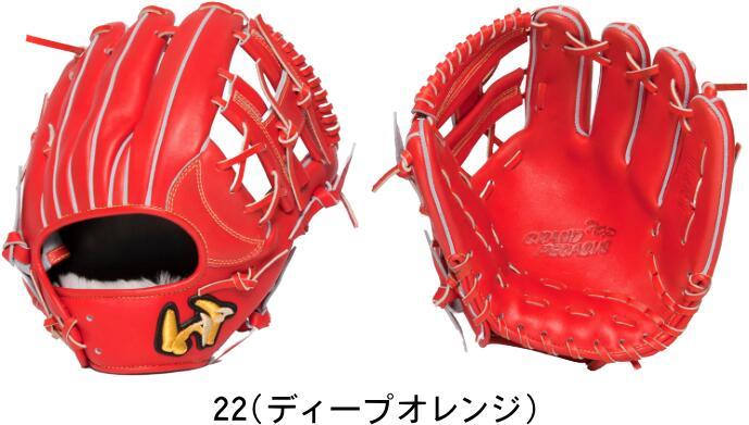 【送料無料】Worldpegasus ワールドペガサス 一般軟式野球グラブ M号 グランドペガサス TOP 内野手用 WGNGPT46 22