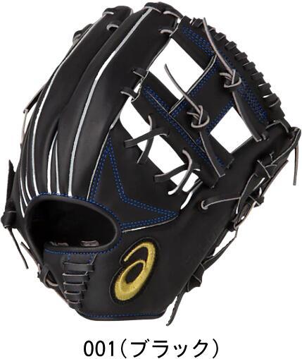 【送料無料】asics アシックス 一般軟式野球グラブ M号 GOLDSTAGE ゴールドステージ 内野手用:サイズ7 3121A424 001