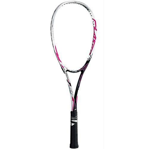 テニスラケット(ソフトテニス用) エフレーザー 5V カラー:ピンク サイズ:UXL0・1 UL0・1 FLR5V-026 ヨネックス YONEX