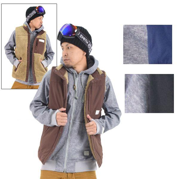 送料無料 スノーボード ウェア ジャケット TYANDY ティアンディ VEST ON JACKET TYJ99006A 16-17モデル メンズ E1 G4