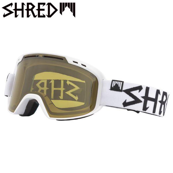 送料無料 スノーボード ゴーグル SHRED シュレッド AMAZIFY 17-18モデル EE A8