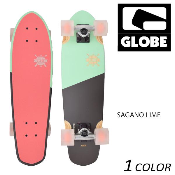 送料無料 クルージングボード GLOBE グローブ SAGANO LIME 7.25インチ EE E3