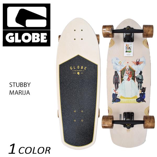 送料無料 クルージングボード GLOBE グローブ STUBBY MARIJA 10インチ EE E5