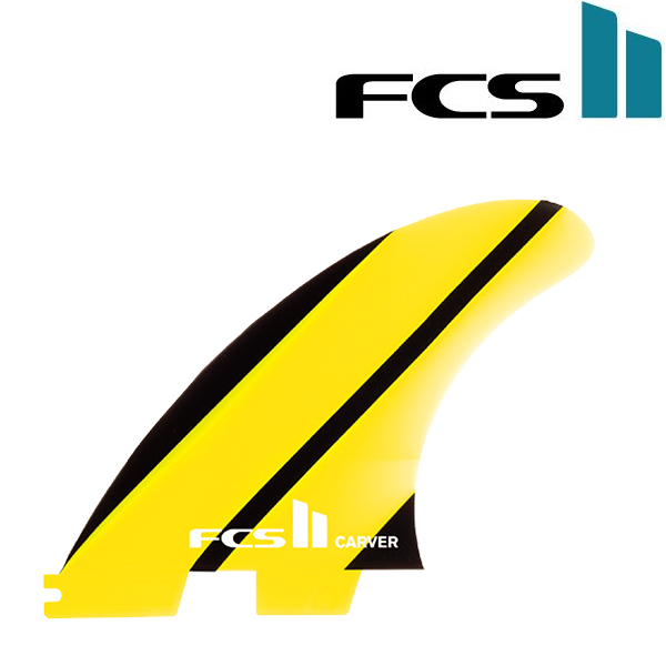 SALE セール 10%OFF フィン FCS エフシーエス FCS II Carver Neo Glass Tri Set EE E27