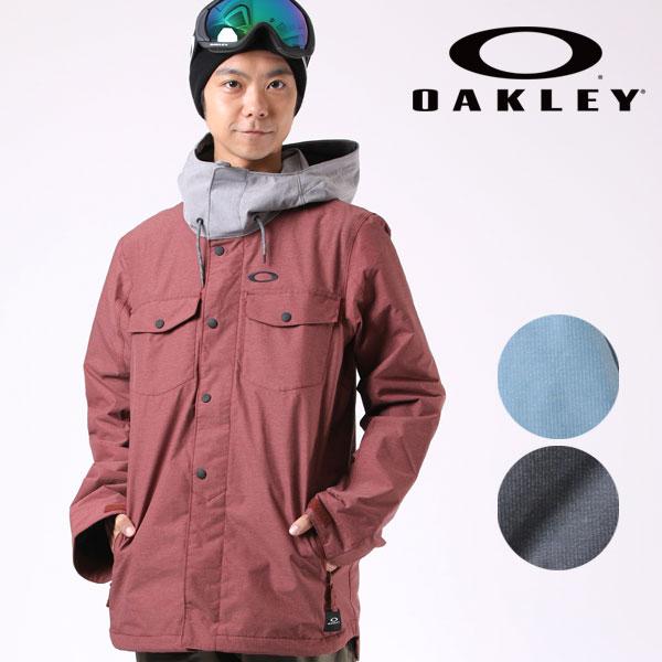 SALE セール 66%OFF スノーボード ウェア ジャケット OAKLEY オークリー DIVISION BZI JACKET 412124 16-17モデル メンズ E1 G4