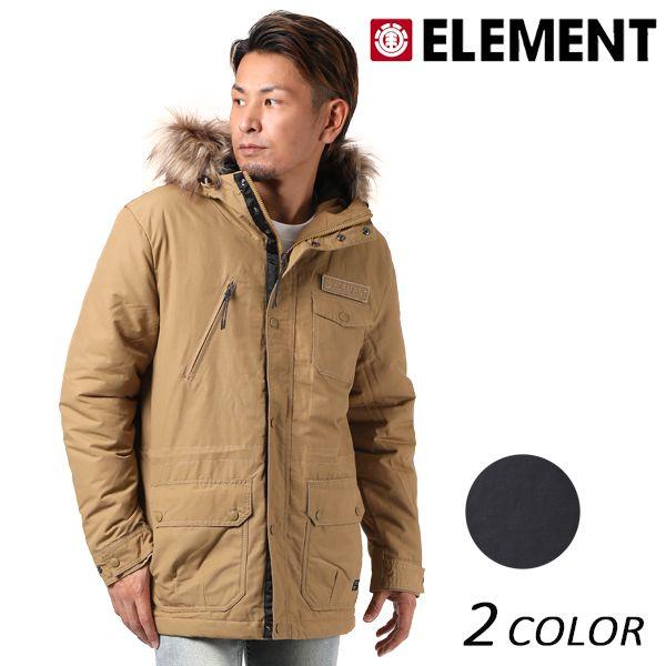 送料無料 メンズ ジャケット ELEMENT エレメント AH022-753 F1F I4 【返品不可】
