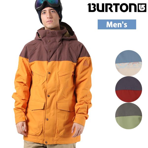 送料無料 SALE セール 40%OFF スノーボード ウェア ジャケット BURTON バートン MB BREACH JK 10180104 17-18モデル メンズ EE J5