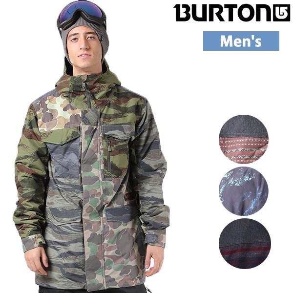 送料無料 スノーボード ウェア ジャケット BURTON バートン MB COVERT JK 13065103 17-18モデル メンズ EE J5