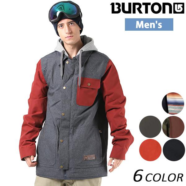 送料無料 スノーボード ウェア ジャケット BURTON バートン DUNMORE JK 13067103 17-18モデル メンズ EX J24