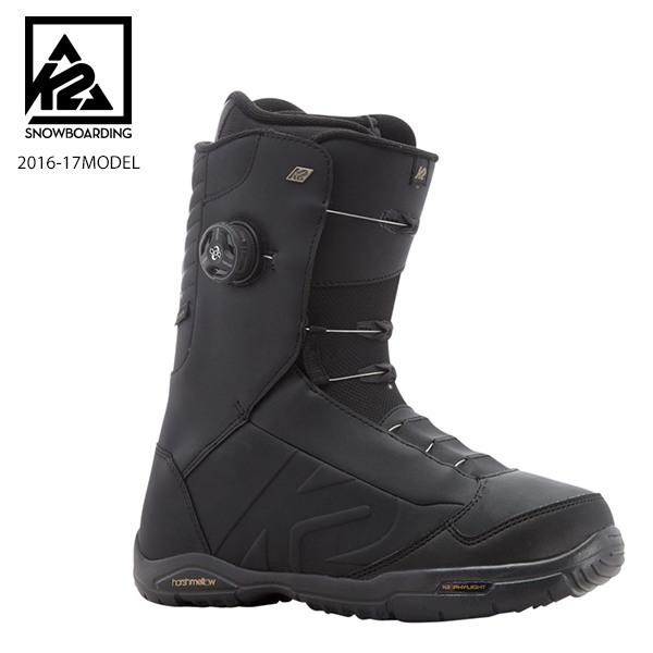 送料無料 スノーボード ブーツ K2 ケーツー ASHEN エッシェン 16-17モデル E1 K4