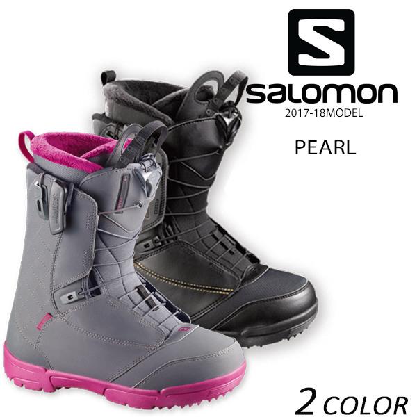 大きい割引 送料無料 サロモン スノーボード ブーツ SALOMON サロモン SALOMON PEARL パール EE 17-18モデルレディース EE K15, 靴の専門店アイビー:5047e7b1 --- hortafacil.dominiotemporario.com