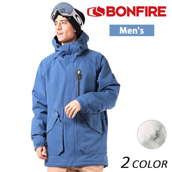 送料無料 スノーボード ウェア ジャケット BONFIRE ボンファイアー STRATA INS JKT 17-18モデル メンズ EE G4