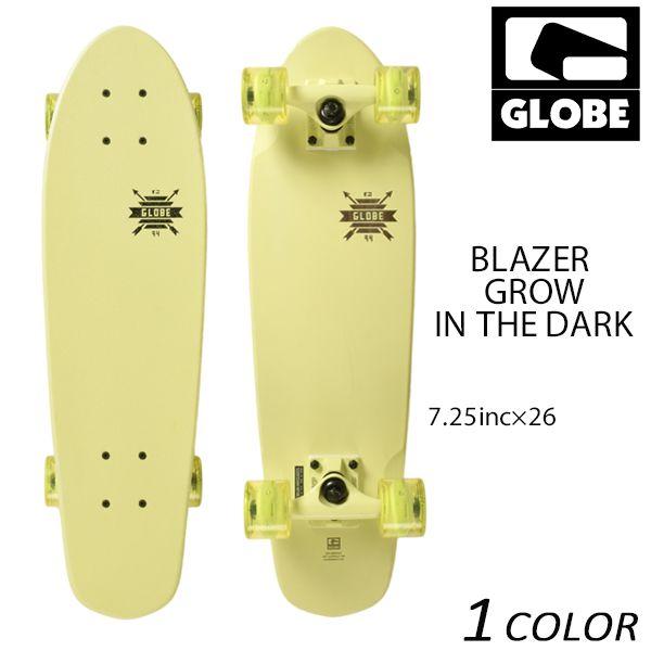 送料無料 クルージングボード GLOBE グローブ BLAZER GROW IN THE DARK ブレザー グローインザダーク EE K5