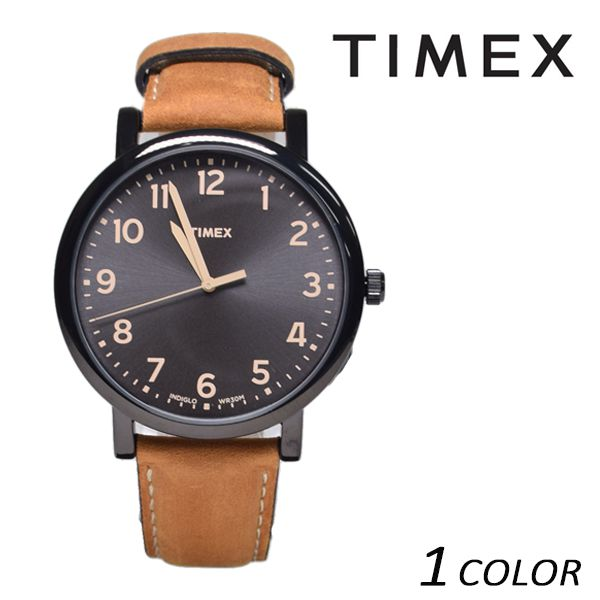 送料無料 時計 TIMEX タイメックス モダンイージーリーダー T2N677 EE K1