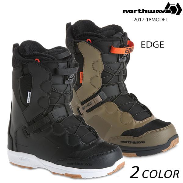 送料無料 スノーボード ブーツ NORTHWAVE ノースウェーブ EDGE エッジ 17-18モデル メンズ EE K15