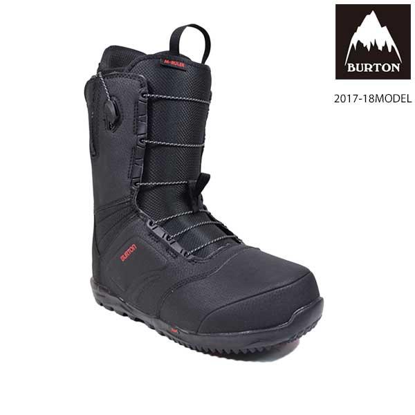 送料無料 スノーボード ブーツ BURTON バートン M-RULER エム ルーラー アジアンフィット 17-18モデル ムラサキ限定 メンズ EE K24