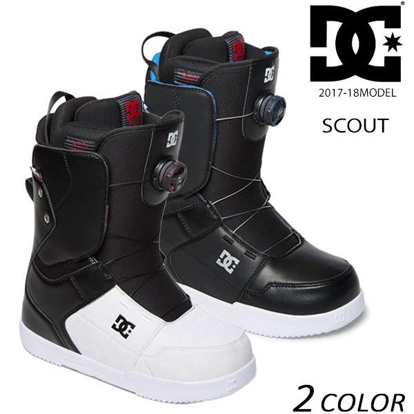送料無料 SALE セール 30%OFF スノーボード ブーツ DC ディーシー SCOUT スカウト ADYO100027 17-18モデル メンズ EE K22