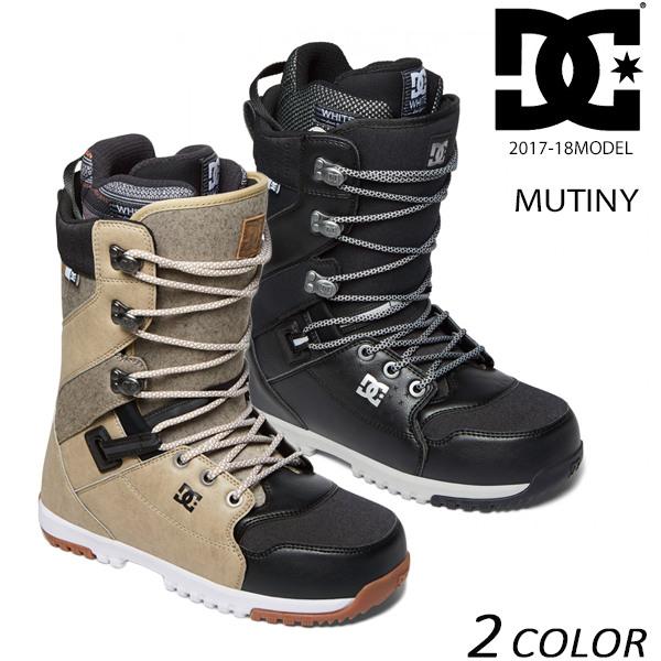 送料無料 スノーボード ブーツ DC ディーシー MUTINY ミューティニー ADYO200034 17-18モデル メンズ EE K22