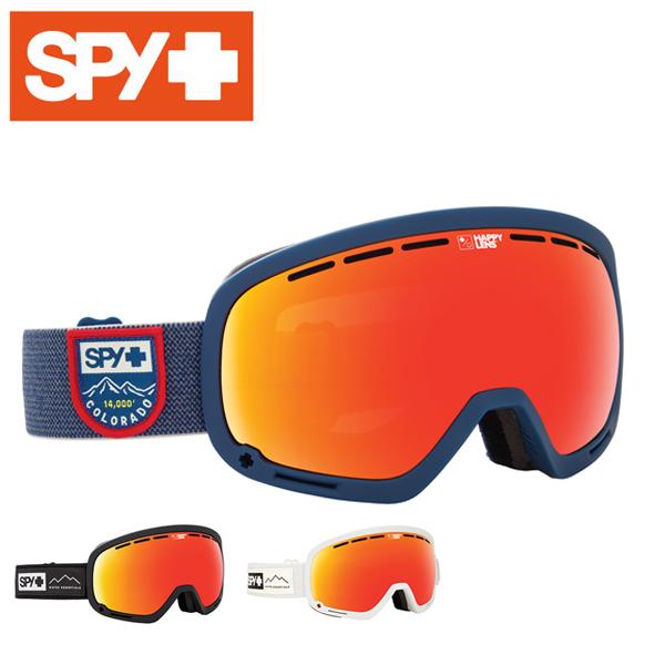 送料無料 スノーボード ゴーグル SPY スパイ MARSHALL マーシャル 17-18モデル アジアンフィット EX K28