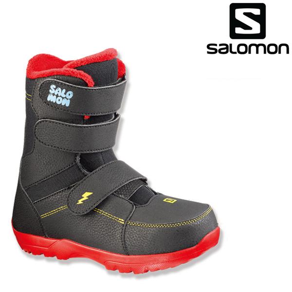 送料無料 キッズ スノーボード ブーツ SALOMON サロモン WHIPSTAR L39949700 17-18モデル EE K30